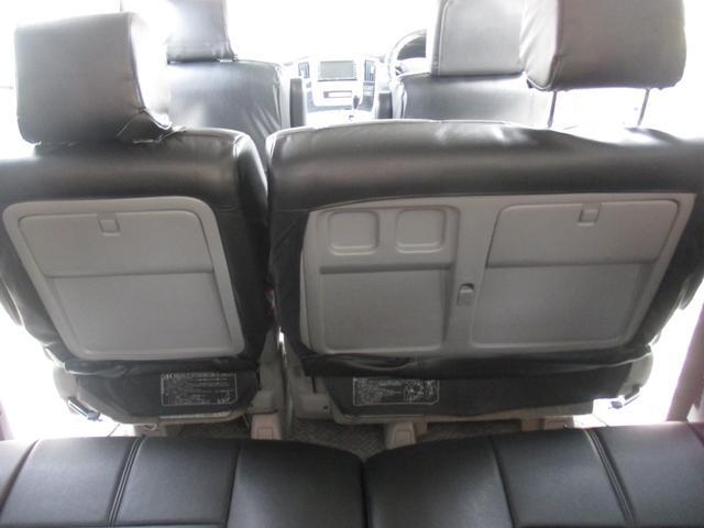 AS リミテッド フルセグTV サンルーフ 左右電動スライドドア バックカメラ 4WD ETC 社外アルミ レザー調シートカバー(22枚目)