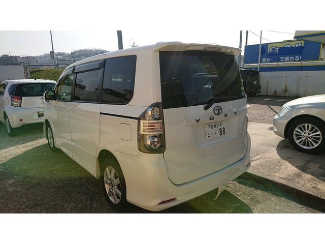 トヨタ ヴォクシー ZS 地デジナビ ETC 電動スライドドア
