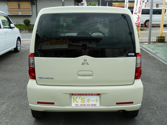 三菱 eKワゴン M キーレス アルミ