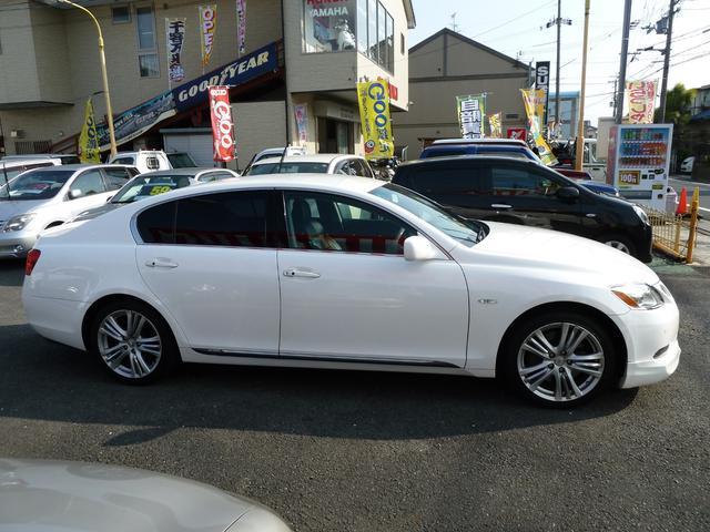 「レクサス」「GS」「セダン」「奈良県」の中古車4