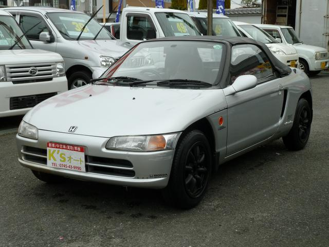 「ホンダ」「ビート」「オープンカー」「奈良県」の中古車3