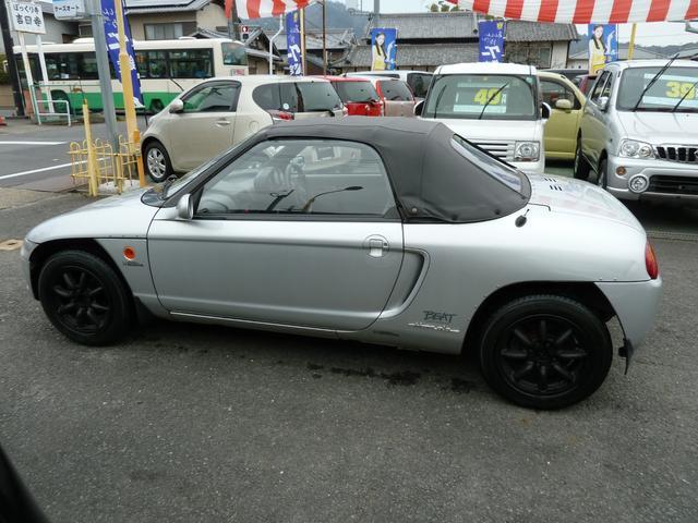 「ホンダ」「ビート」「オープンカー」「奈良県」の中古車4