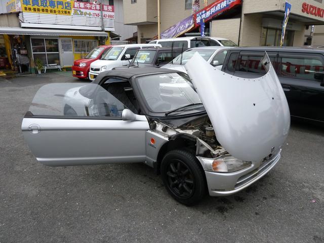 「ホンダ」「ビート」「オープンカー」「奈良県」の中古車14