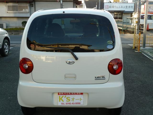 「ダイハツ」「ムーヴラテ」「コンパクトカー」「奈良県」の中古車7