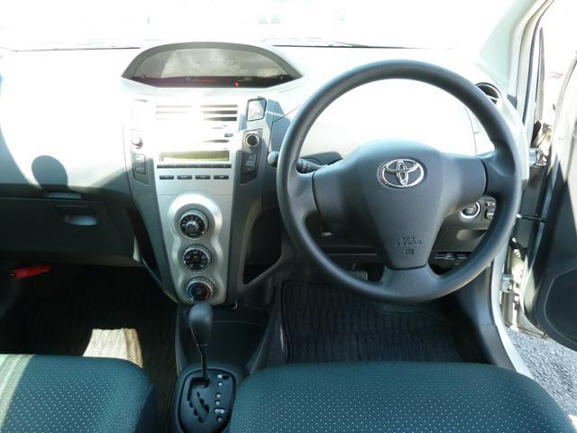 「トヨタ」「ヴィッツ」「コンパクトカー」「奈良県」の中古車14