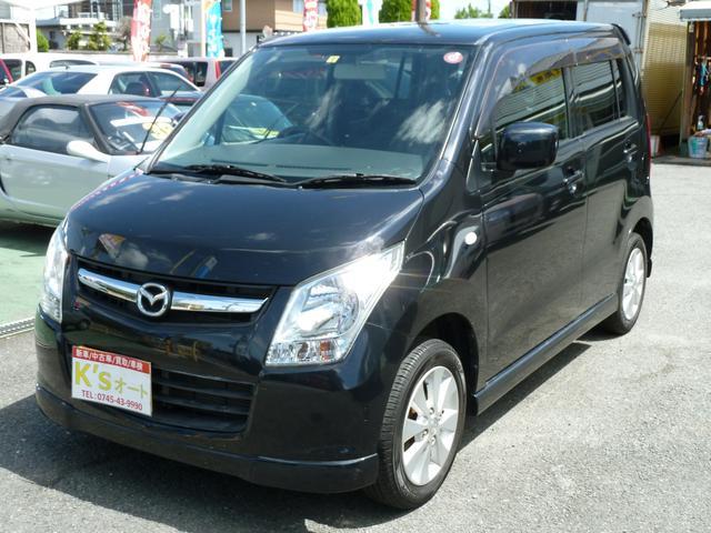 「マツダ」「AZ-ワゴン」「コンパクトカー」「奈良県」の中古車3
