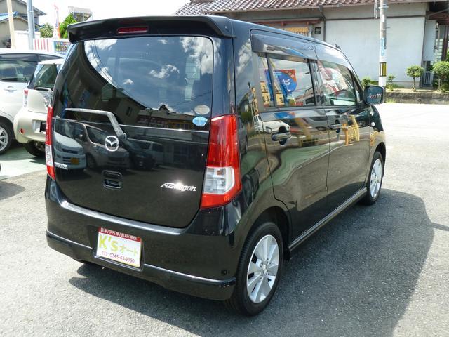 「マツダ」「AZ-ワゴン」「コンパクトカー」「奈良県」の中古車6