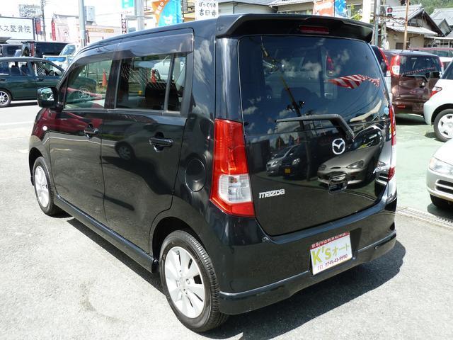 「マツダ」「AZ-ワゴン」「コンパクトカー」「奈良県」の中古車8