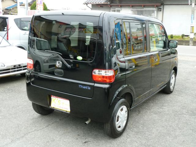 「ホンダ」「ザッツ」「コンパクトカー」「奈良県」の中古車6