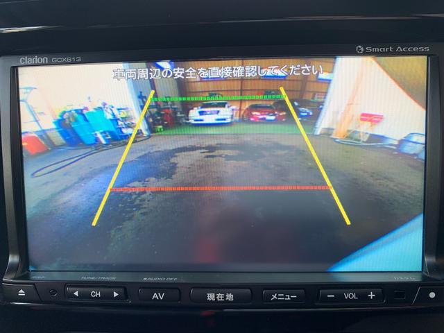 クロスアドベンチャー MT車 4WD バックカメラ 純正ナビ フルセグTV ETC キーレス シートヒーター 禁煙車(21枚目)