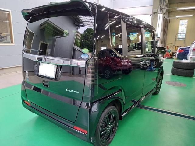 G SSブラックスタイルパッケージ バックカメラ 両側自動ドア ETC スマートキー2個 4WD シートヒーター(3枚目)