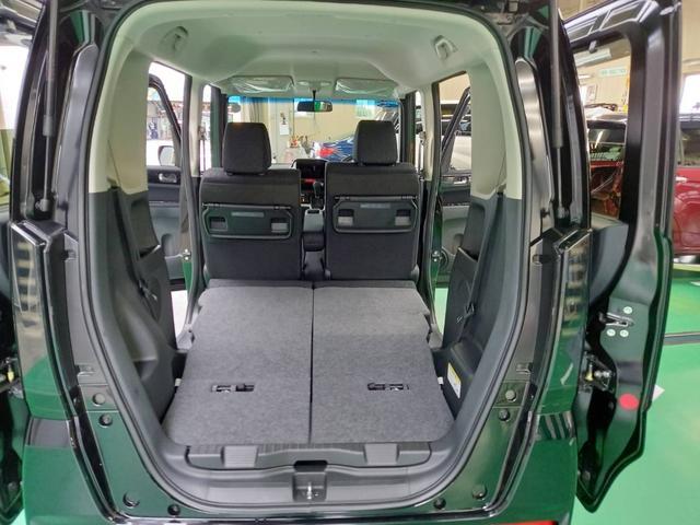 G SSブラックスタイルパッケージ バックカメラ 両側自動ドア ETC スマートキー2個 4WD シートヒーター(16枚目)