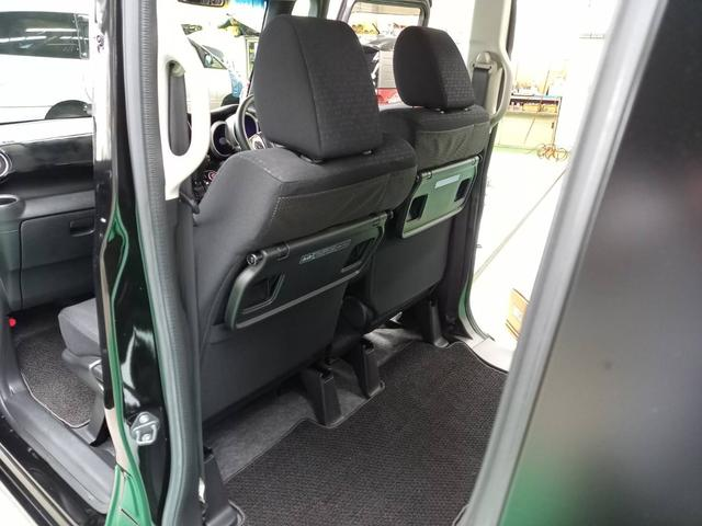 G SSブラックスタイルパッケージ バックカメラ 両側自動ドア ETC スマートキー2個 4WD シートヒーター(23枚目)