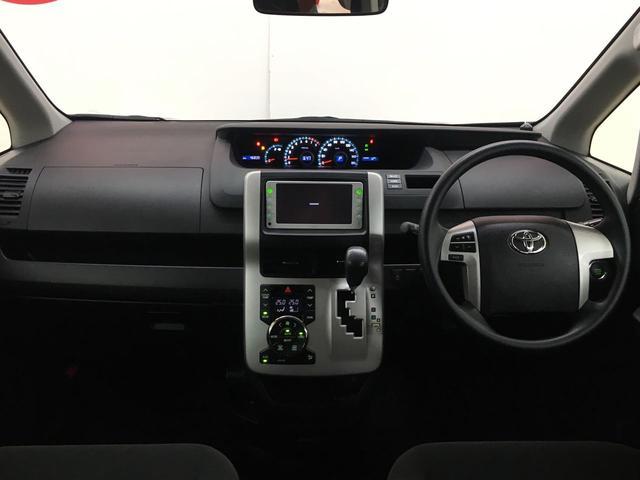 トヨタ ヴォクシー XLエディション 後期モデル 純正SDナビ スマートキー