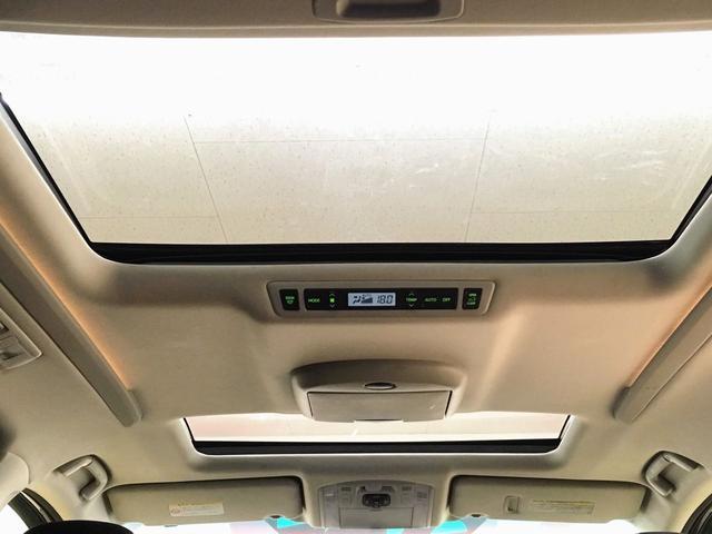 トヨタ ヴェルファイア 2.4ZプラチナS 1オーナー 禁煙車 Sルーフ ツインナビ