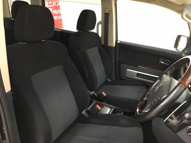 シャモニー 4WD 電動シート 純正HDDナビ 両側パワスラ(11枚目)