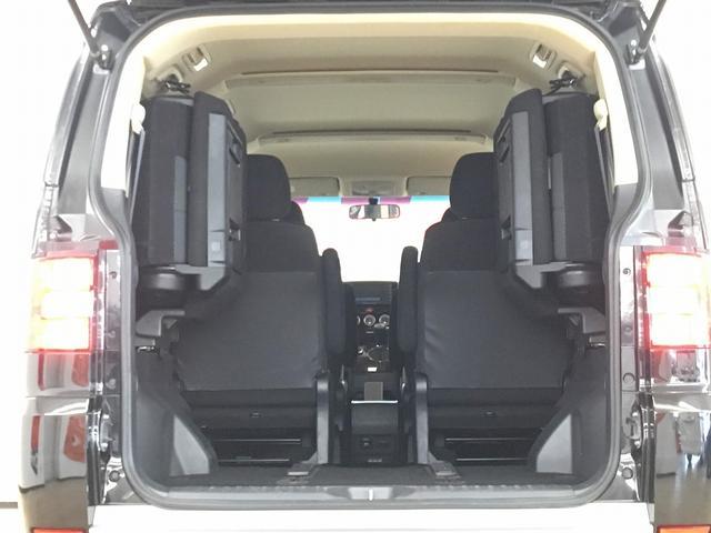 シャモニー 4WD 電動シート 純正HDDナビ 両側パワスラ(14枚目)