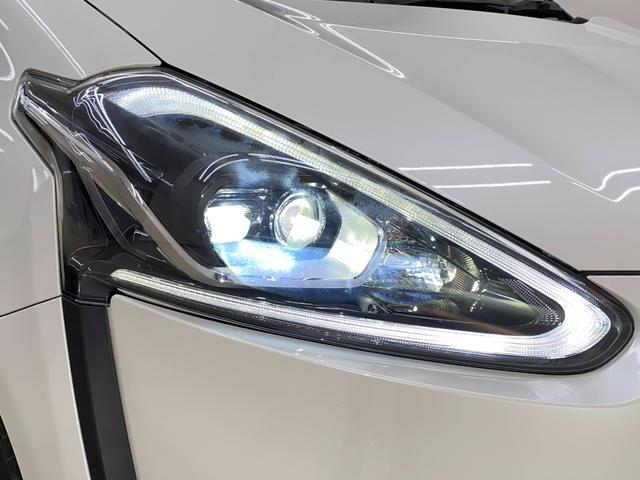 G 禁煙車 LEDヘッドライト 純正ナビ&TV 両側電動スライドドア スマートキー&プッシュスタート ビルトインETC(10枚目)