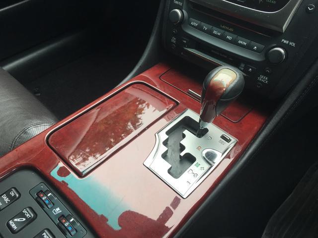 レクサス GS GS460新品20AW車高調ハーフエアロサンルーフHID