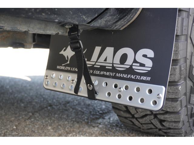 G パワーパッケージ 両側電動パワーS オリジナルペイント仕様 新品 リフトアップ 新品 アルミホイールタイヤ 新品JAOSマッドガード(4枚目)