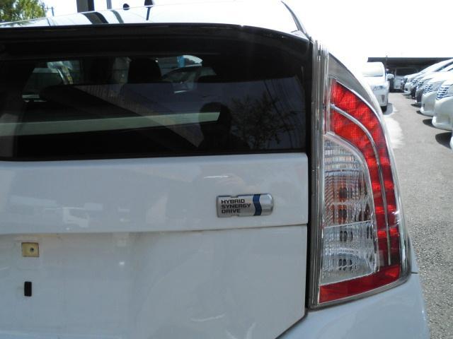 トヨタ プリウス S 後期モデルSDナビTVスマートキーPスタート