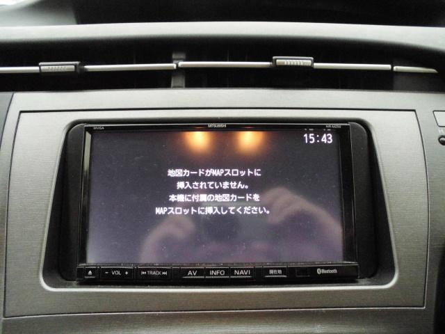 トヨタ プリウス S 後期モデルSDナビTVスマートキーPスタート HID