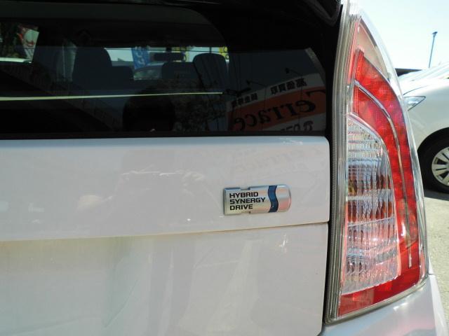 トヨタ プリウス S 後期モデルSDナビTV スマートキー HID