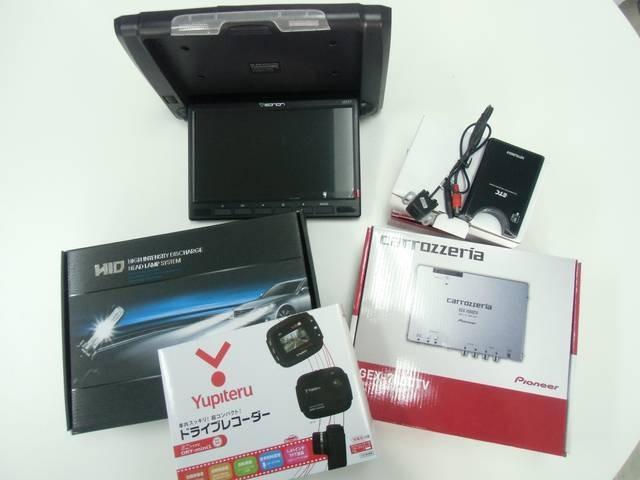 G 中期モデル SDナビTV音楽録音DVD再生Bluetooth スマートキー プッシュスタートシステム HIDヘッドライト クルーズコントロール Bカメラ リアスポイラー オートエアコン 純正アルミ(20枚目)