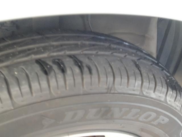 タイヤ溝は充分あります