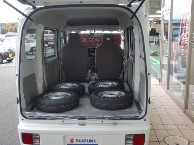 PAリミテッド 3型 4WD スタッドレス4本セット付(9枚目)
