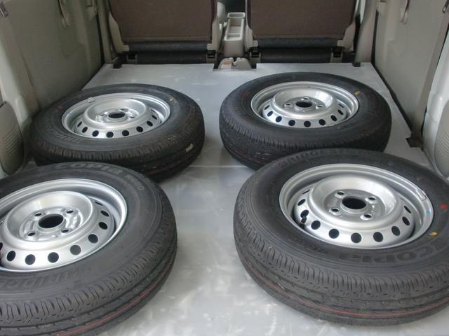 PAリミテッド 3型 4WD スタッドレス4本セット付(11枚目)