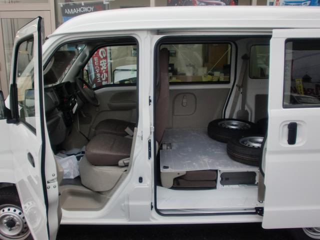 PAリミテッド 3型 4WD スタッドレス4本セット付(13枚目)