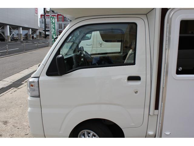 ダイハツ ハイゼットトラック スタンダード 軽キャン ポップアップルーフ