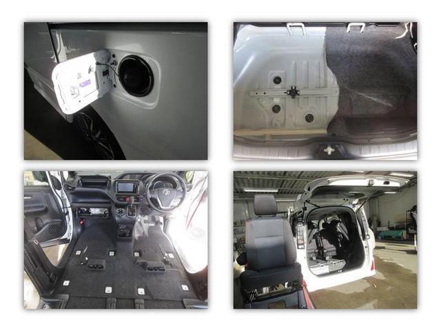 ZS フルセグ メモリーナビ DVD再生 ミュージックプレイヤー接続可 バックカメラ ETC 両側電動スライド LEDヘッドランプ ウオークスルー 乗車定員7人 3列シート ワンオーナー フルエアロ(19枚目)