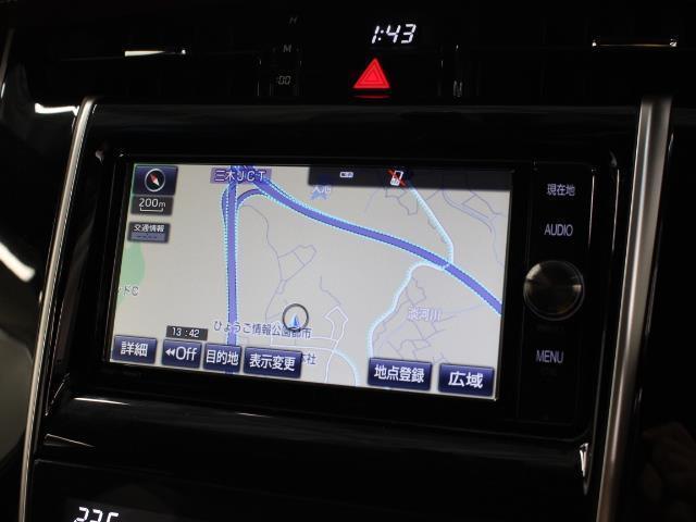エレガンス SDナビ フルセグ DVD再生 バックカメラ ETC ドラレコ LEDヘッドライト アイドリングストップ ワンオーナー(10枚目)