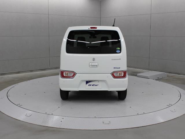 ハイブリッドFX セーフティサポート 届出済未使用車(4枚目)