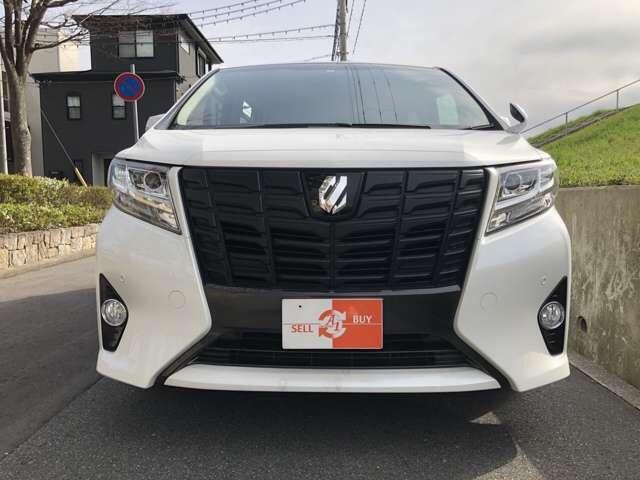 「トヨタ」「アルファード」「ミニバン・ワンボックス」「兵庫県」の中古車4