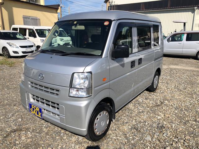 「マツダ」「スクラム」「軽自動車」「和歌山県」の中古車3