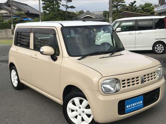 ラパン☆数ある中から当店のお車をご覧いただき誠にありがとうございます(^o^)