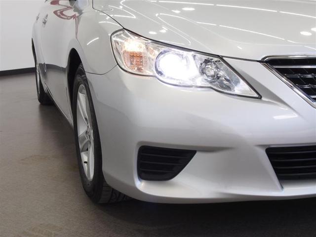 トヨタ マークX 250G リラックスセレクション HDDナビ