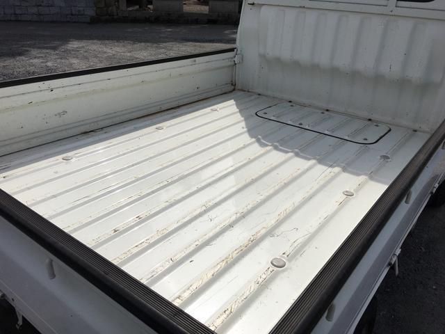 ダイハツ ハイゼットトラック スペシャル 後期型 5MT エアコン パワステ HDDナビ