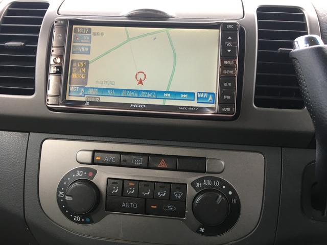 ダイハツ タント カスタムVSターボ HDDナビ 新品タイヤ ダウンサス