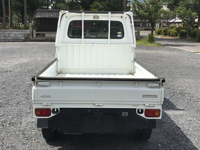 「スバル」「サンバートラック」「トラック」「滋賀県」の中古車7