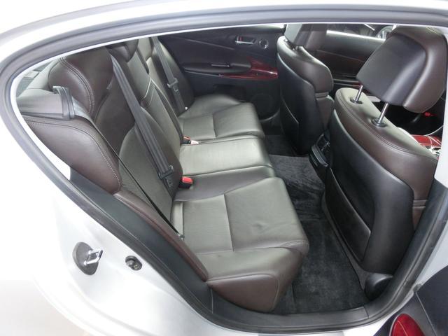 GS350 新品車高調 本革 サンルーフ HDDナビ(9枚目)