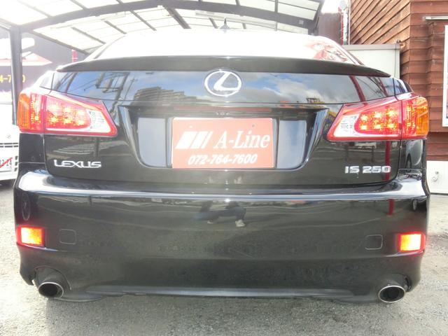 「レクサス」「IS」「セダン」「兵庫県」の中古車6