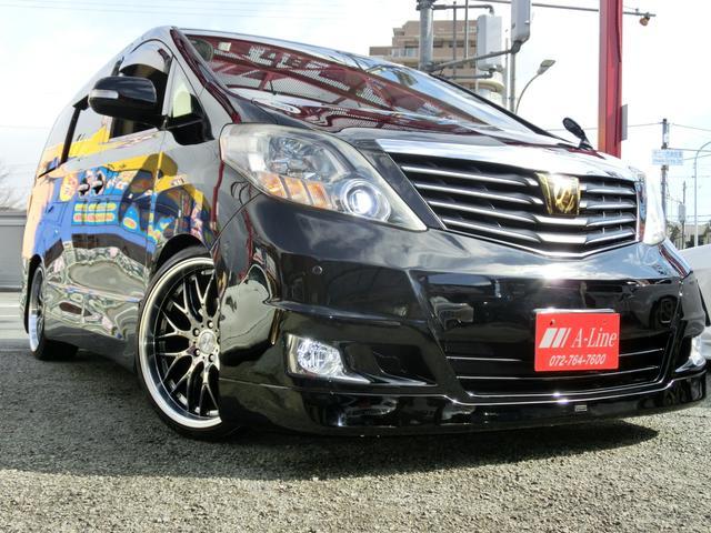 「トヨタ」「アルファード」「ミニバン・ワンボックス」「兵庫県」の中古車2