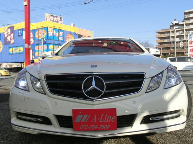 「メルセデスベンツ」「Eクラス」「クーペ」「兵庫県」の中古車5
