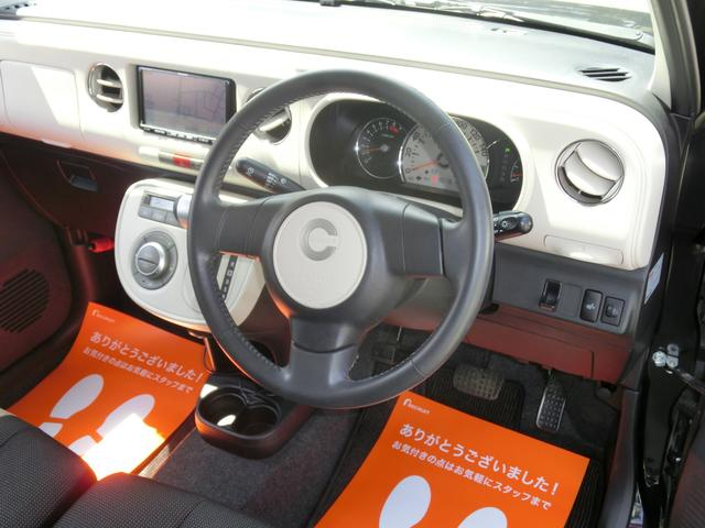 ココアX 全国6ヶ月保証 修復歴無し ワンオーナー 禁煙車 シートヒーターHDDフルセグナビ リアカメラ ETC スマートキー ドアバイザー(7枚目)