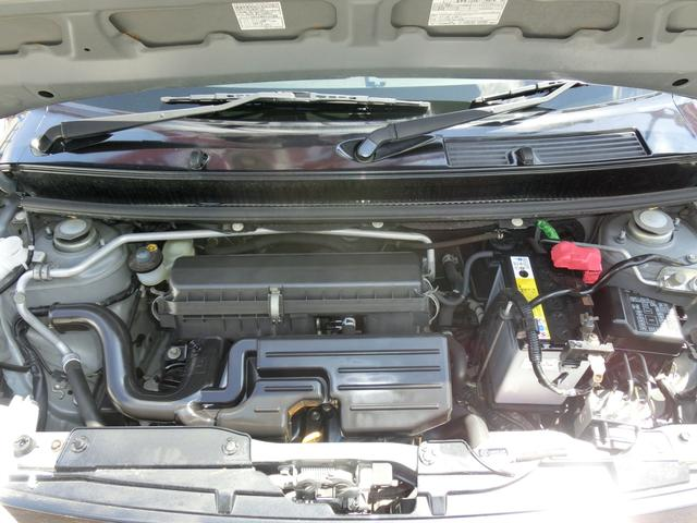 ココアX 全国6ヶ月保証 修復歴無し ワンオーナー 禁煙車 シートヒーターHDDフルセグナビ リアカメラ ETC スマートキー ドアバイザー(18枚目)