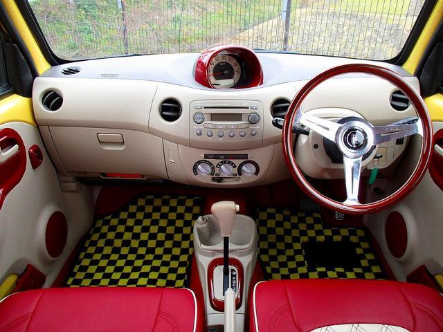 ノーヴァ 当社オリジナルカー デモカー(4枚目)